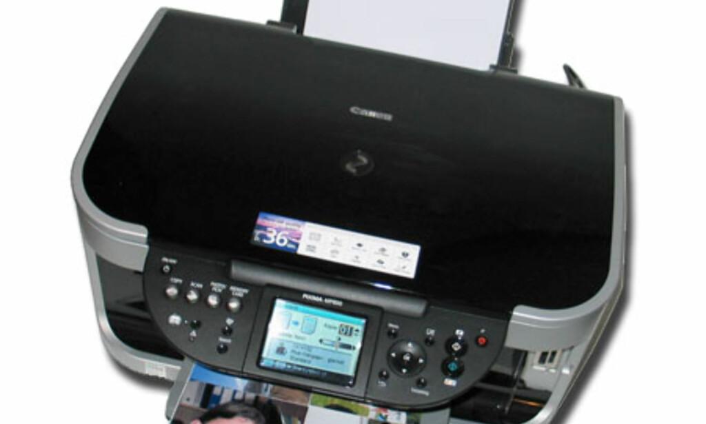 image: Canon PIXMA MP800