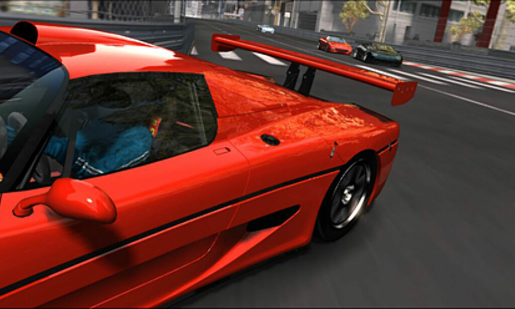 image: Project Gotham Racing 3