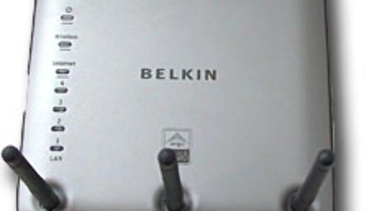 Belkin Pre-N