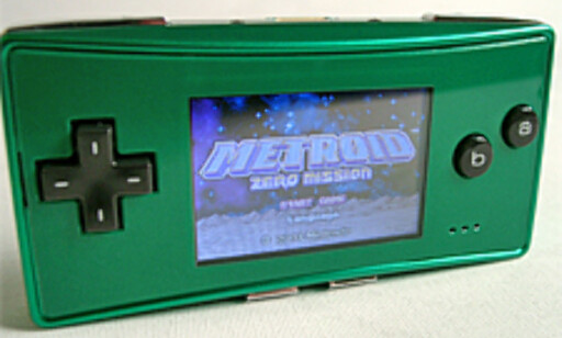 image: GameBoy Micro er her!