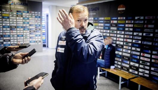 <strong>KREVER ENDRINGER:</strong> Kjetil Rekdal tar et oppgjør med konkurrentenes fotball og krever endringer i norsk fotball. Foto: Bjørn Langsem / Dagbladet