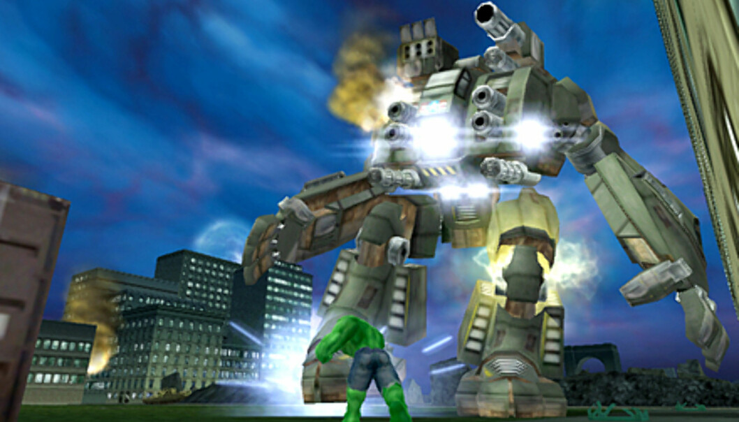 The Hulk: Ultimate Destruction