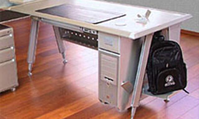 Opprinnelig Datautstyr: Skrivebord og PC i ett - DinSide NI-12