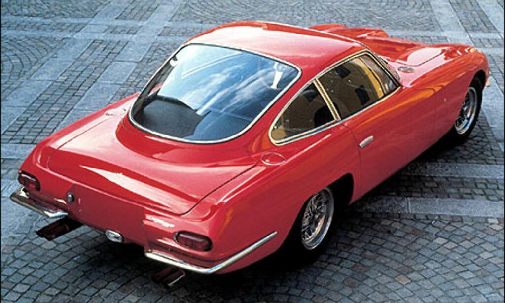 350 GT fikk enorm respons og ble satt i produksjon kort tid etter bilmessen.