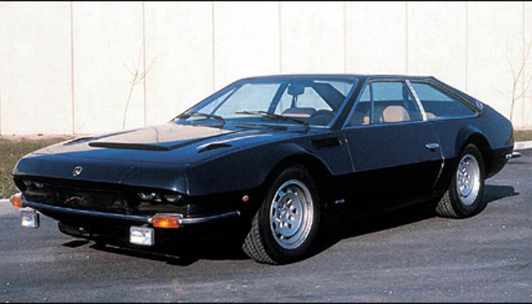 Jarama 400 GT overtok i 1970 etter Iserlo 400 GT.