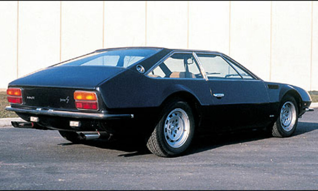 Jarama hadde en fireliters V12.