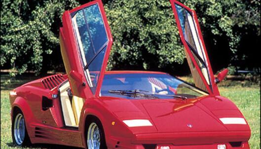 I 1988 feirer Lamborghini 25 års jubileum som bilprodusent og lanserer en jubileumsutgave av Countach, Countach Anniversario.