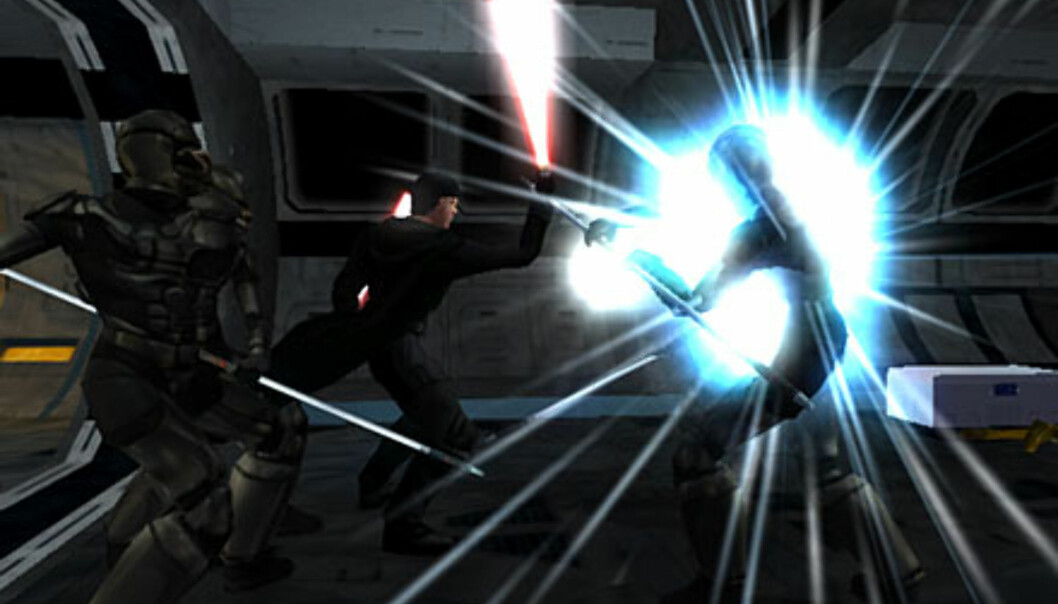 SW: Knights of the Old Republic 2