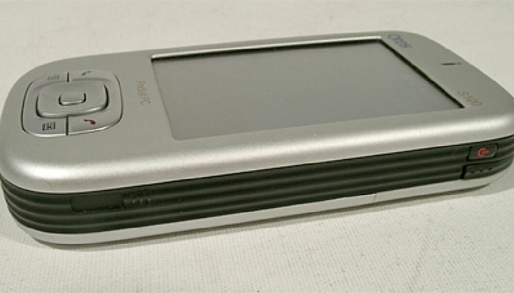Qtek S100 i bilder