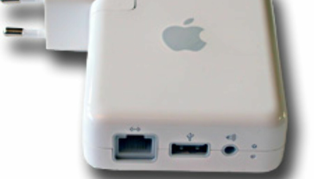 TEST: Apple AirPort Express