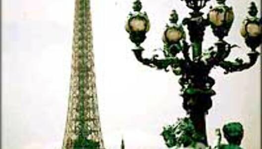 Paris er herlig, om ikke akkurat gratis. <i>Foto: Jorge Tutor</i>