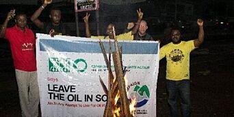 image: UD betalte billettene: Nå nektes nigerianske naturvernere norsk visum