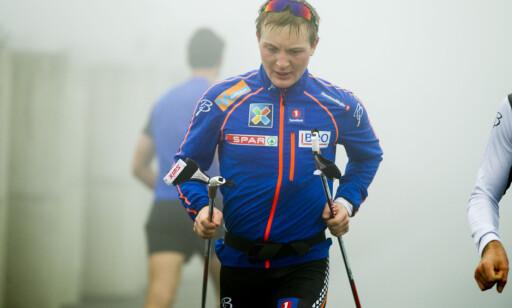 REFLEKTERT: Simen Andreas Sveen er medisinstudent og langrennsløper og har mange tanker om den pågående astmadebatten. Foto: Vegard Wivestad Grøtt / NTB scanpix