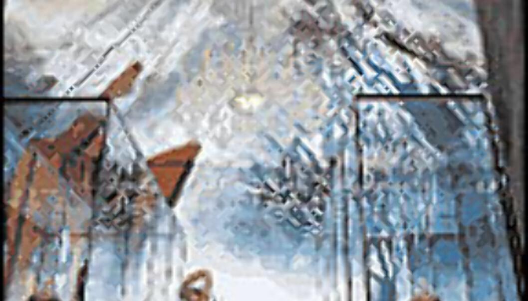 Gammelt krystallvarehus får nye former.<br /> <br /> <I>Foto: Baccarat.fr</I> Foto: Baccarat.fr