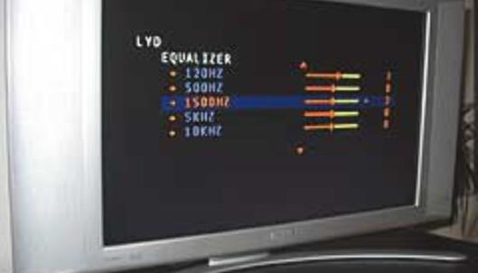 Bildekvalitet: TV & PC-bruk