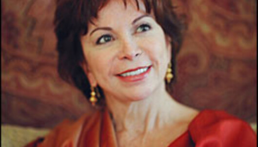 Chilenske Isabel Allende forteller i boken Afrodite om hvilken effekt den latinamerikanske maten kan ha på kjærlighetslivet.<br /> <br /> <I>Foto: Lori Barra</I> Foto: Lori Barra
