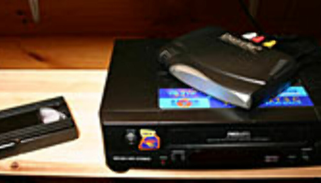 Dazzle 150 - VHS direkte til MPEG via USB 2.0