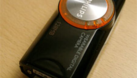 Philips Wearable Camera