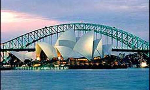 Australia er et populært studieland.
