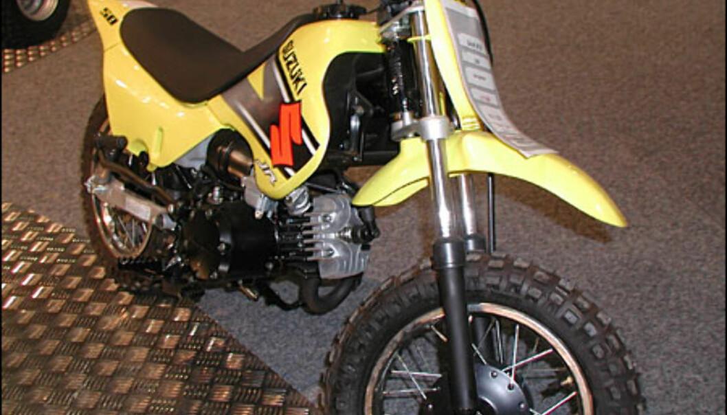 Suzuki JR 50, 12.900 kroner