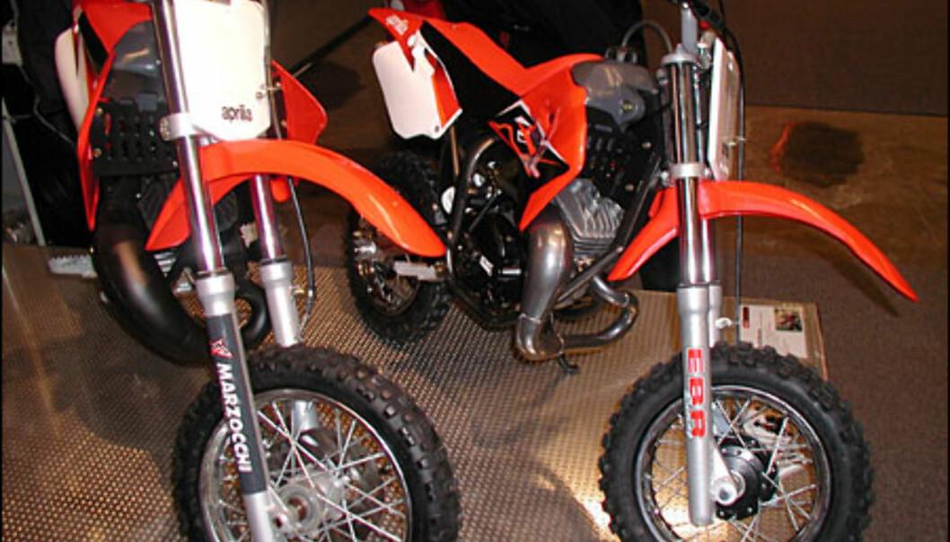 Aprilia RX Minicross