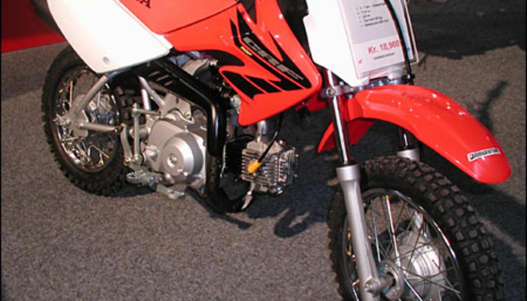 Honda CRF 70 R, 18.900 kroner