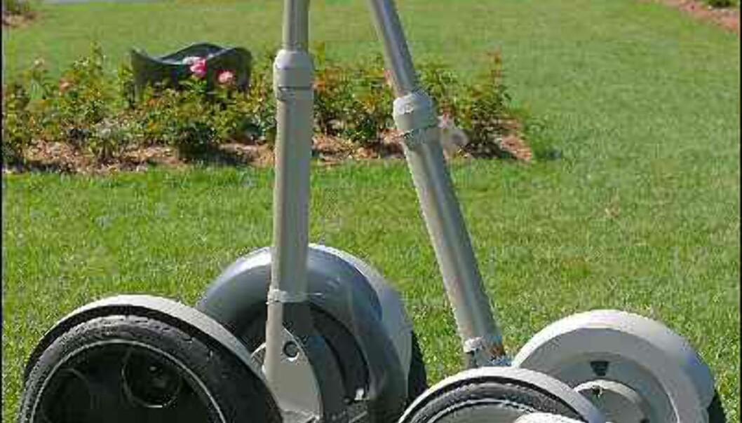 S-serien til venstre og P-serien til høyre.<br /> Bilde: Segway.com