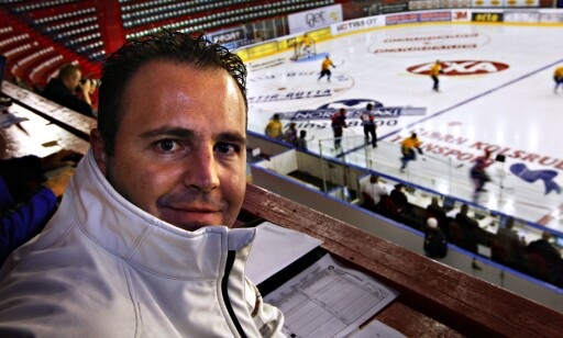 HAR TROA PÅ OILERS: Tross trenerbyttet, setter kommentator Bjørn Erevik Stavanger-laget på førsteplass når han tipper utfallet av årets sesong. FOTO: NTB Scanpix