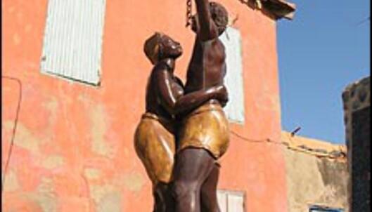 <strong>STERKT:</strong> Goree gjør et sterkt inntrykk på de fleste besøkede og er et must for enhver Dakar-turist.