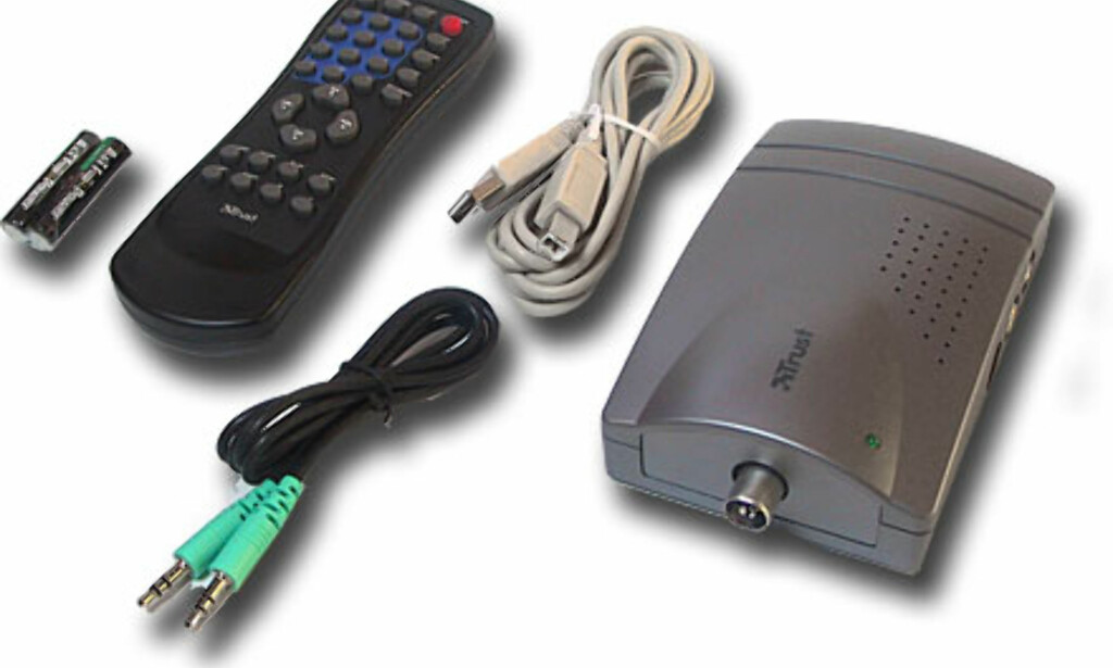 image: USB: Trust Digital PCTV