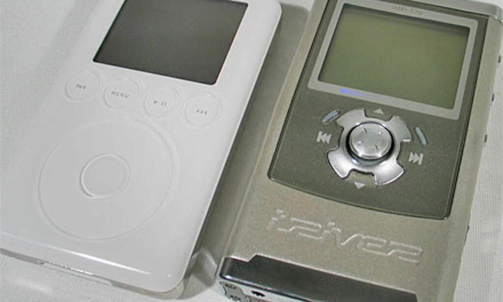 image: iRiver iHP-120 i bilder