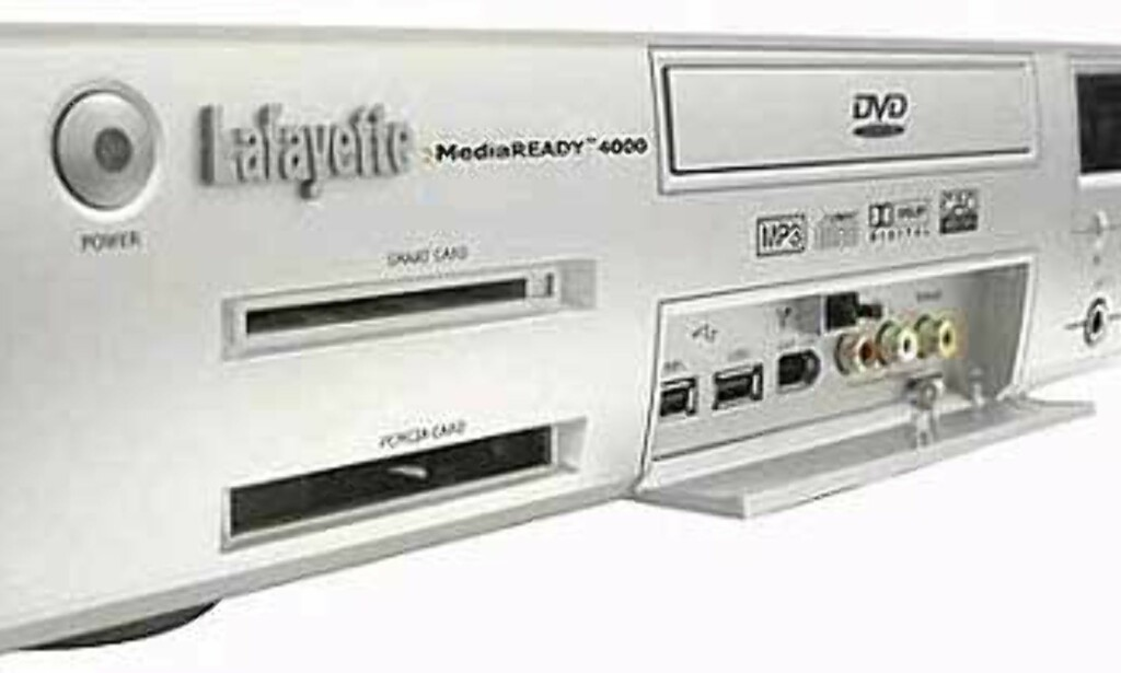 image: Lafayette MediaReady 4000: Endelig alt-i-ett
