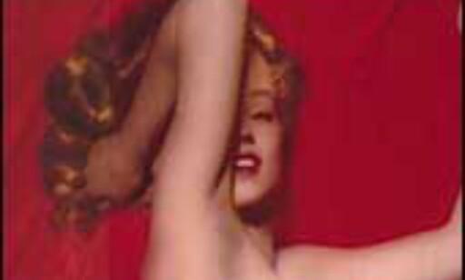 Marilyn Monroe hadde en fortid som nakenmodell, og noen av bildene kan du se på museet. Foto: theeroticmuseum.com Foto: theeroticmuseum.com