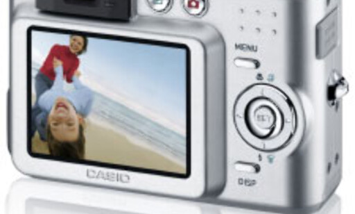 image: Casio klar med QV-R51