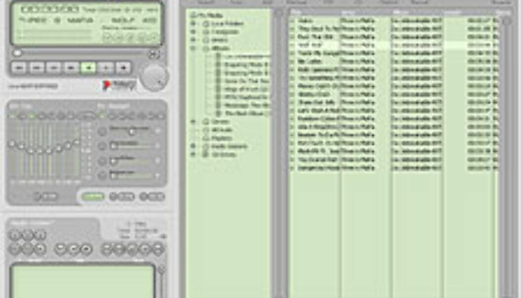 MP3-jukeboxen som har alt