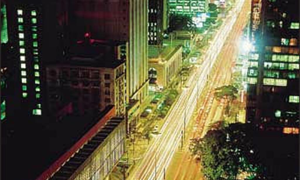 Sao Paulo. Foto: www.brazil.org.uk