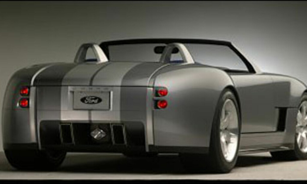 image: Ford Shelby Cobra