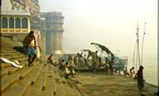 Varanasi i India er en opplevelse. Foto: Kirsti van Hoegee Foto: Kirsti van Hoegee