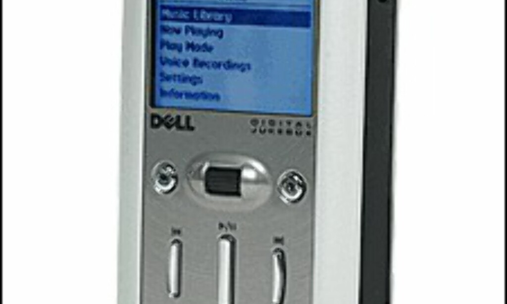Dell Digital Jukebox DJ.