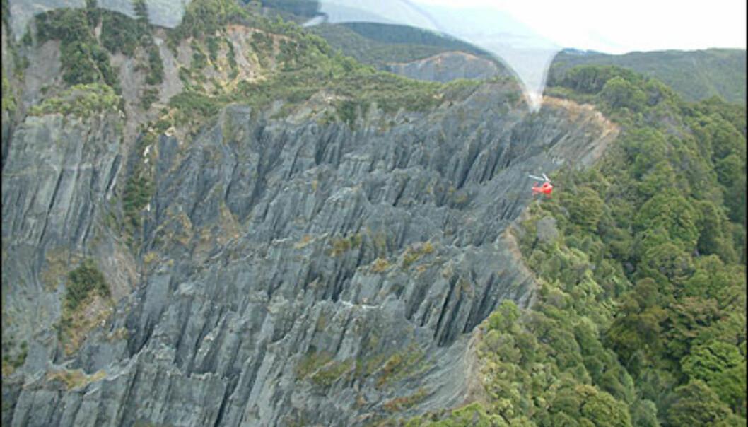 Bilde fra NewZealand.com Foto: NewZealand.com