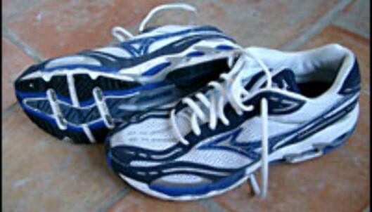 TESTSERIE: Løpesko