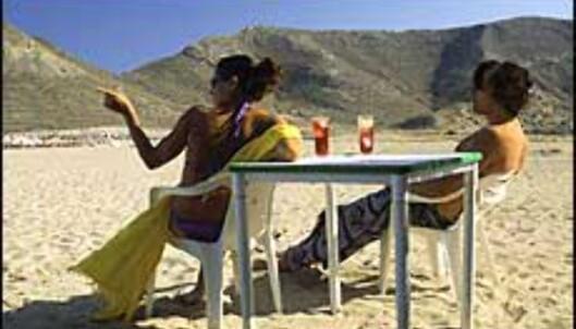 Myk sand og kalde drinker ... Foto: www.photito.com/ Spencer Montero
