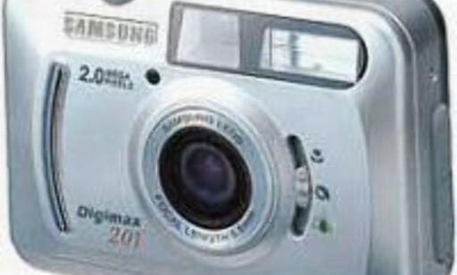 image: Samsung Digimax 201
