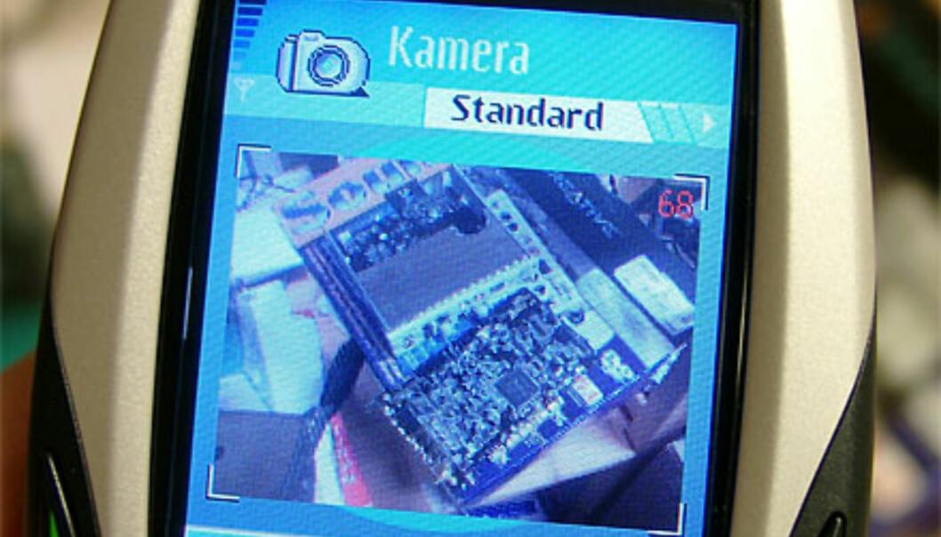 Nokia 6600 fotoalbum
