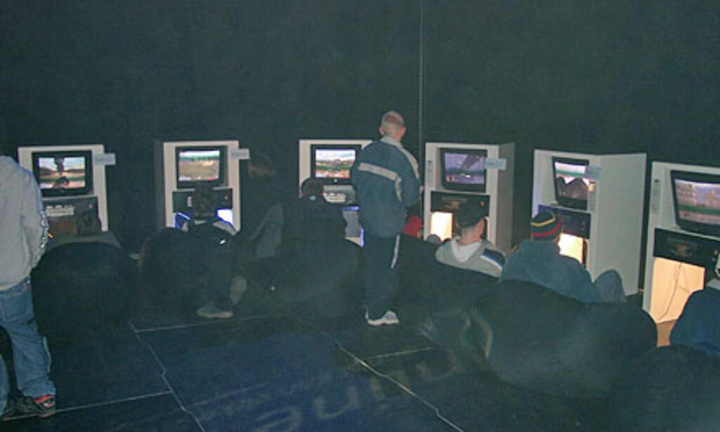 image: PlayStation Experience i bilder
