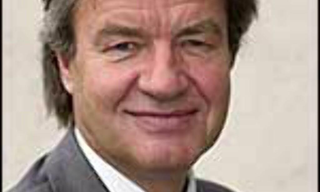 Administrerende direktør Bjørn Kjos i Norwegian utvider rutenettet. Foto: Norwegian