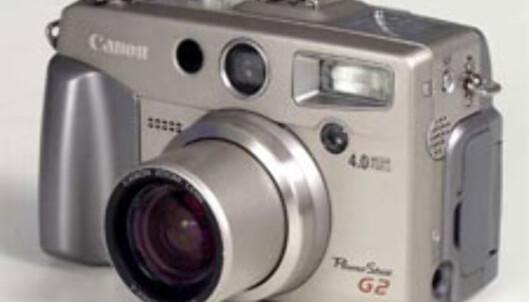 Digitalkamera - årets julegave