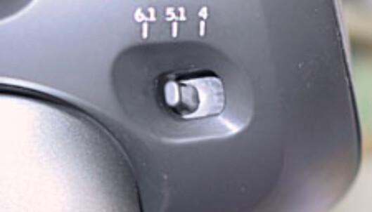 TEST: Logitech X620 6.1 høyttalere