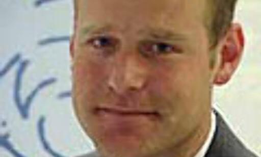 Robert Morberg er informasjonssjef i Posten Norge.
