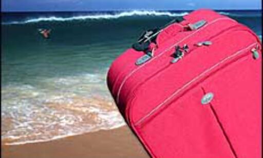 Er kofferten fortsatt i paradiset etter at du kom hjem?